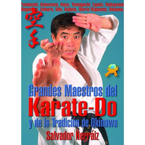 LIBRO : Grandes maestros del Karate Do de Okinawa