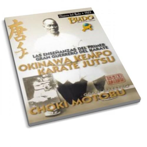 LIBRO : Okinawa Kenpo Karate Jutsu. Enseñanzas