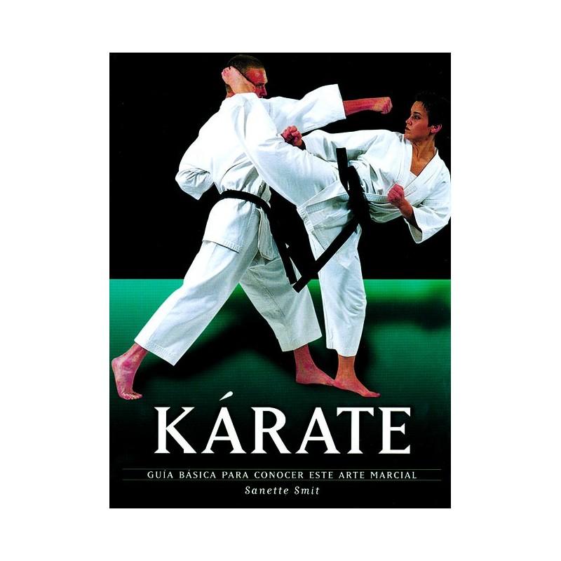 LIBRO : Karate. Guia basica