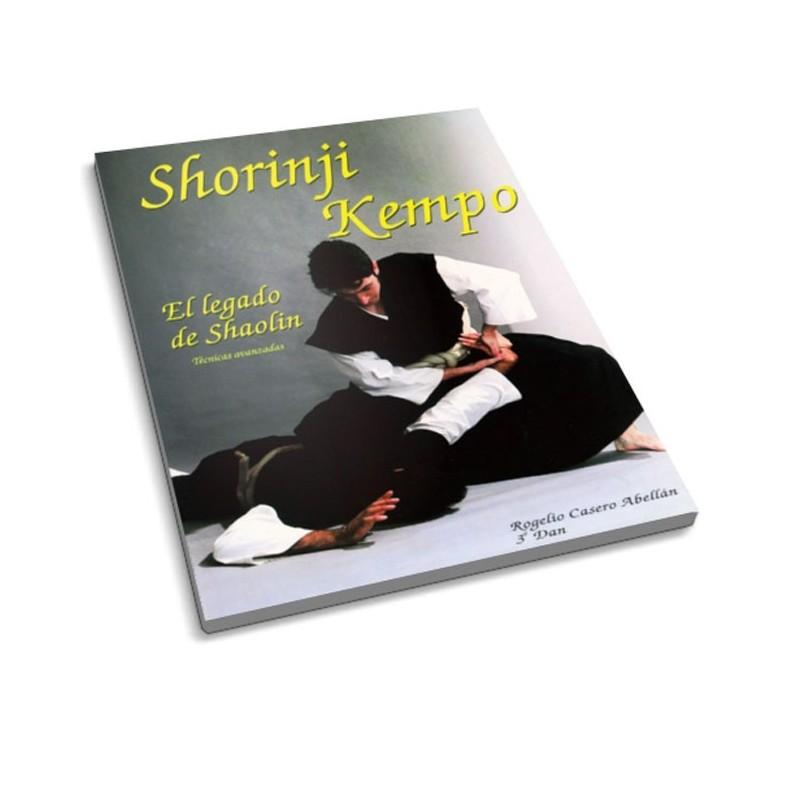 LIBRO : Shorinji Kempo. El legado de Shaolin
