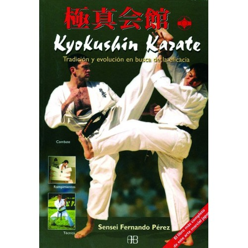 LIBRO : Kyokushin Karate