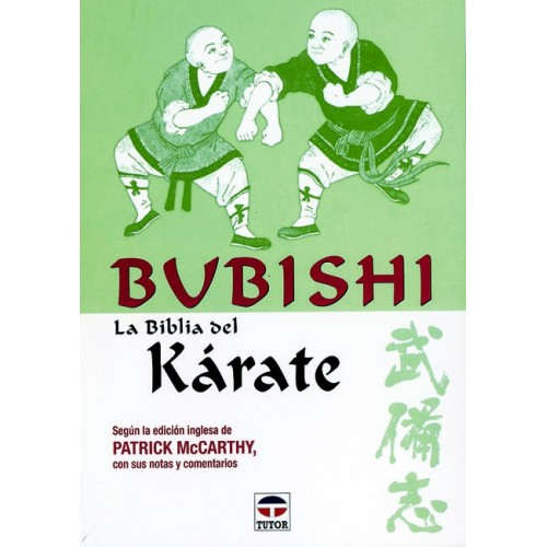 LIBRO : Bubishi. Biblia del Karate
