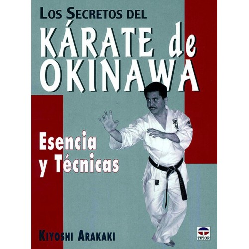 LIBRO : Secretos del Karate de Okinawa