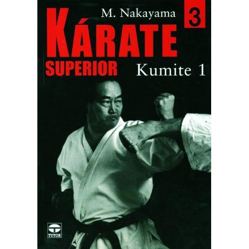 LIBRO : Karate superior 3. Kumite 1