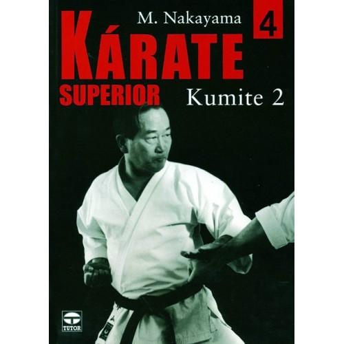 LIBRO : Karate superior 4. Kumite 2