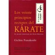 LIBRO : 20 principios rectores del Karate