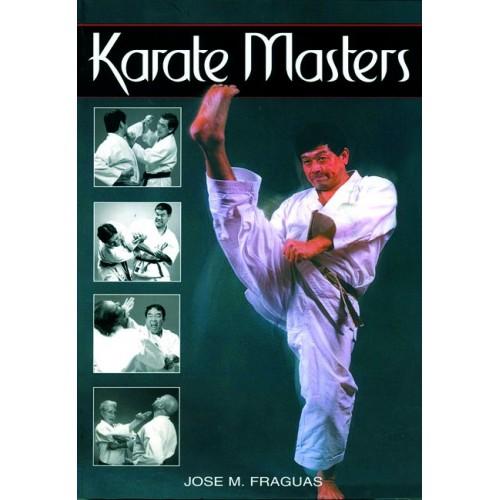 LIBRO : Karate Masters