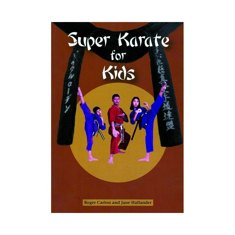 LIBRO : Super Karate for kids