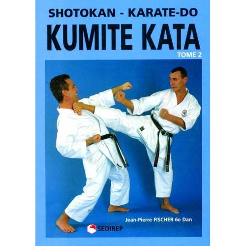 LIBRO : Kumite Kata. Shotokan Karatedo