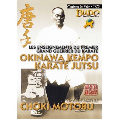 LIBRO : Okinawa Kempo Karate Jutsu
