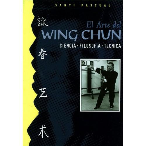 LIBRO : Arte del Wing Chun