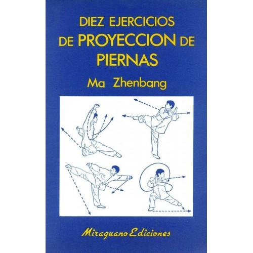 LIBRO : 10 ejercicios de proyeccion de piernas