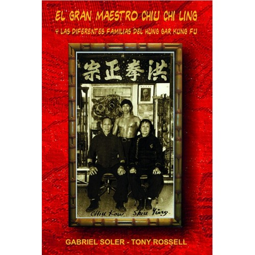 LIBRO : Gran maestro Chiu Chi Ling