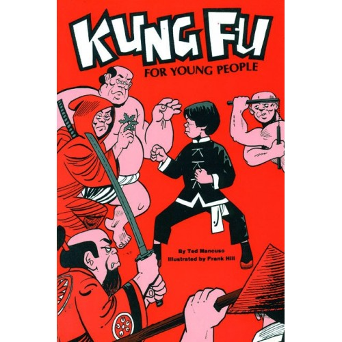 LIBRO : Kung Fu for young people