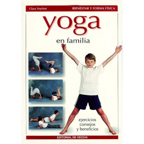 LIBRO : Yoga en familia