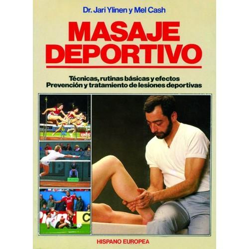 LIBRO : Masaje deportivo