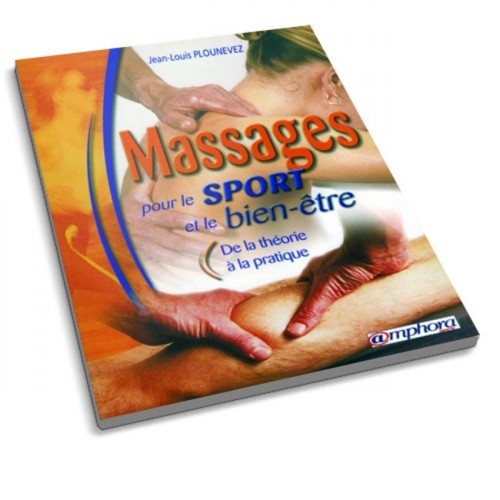 LIBRO : Massages pour le sport et le bien-etre