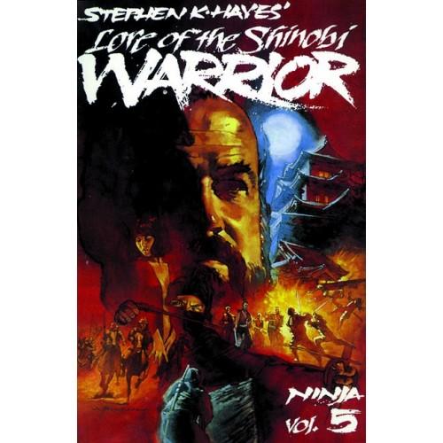 LIBRO : Ninja 5. Lore of the Shinobi warrior