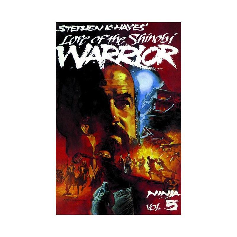 LIBRO : Ninja 5. Lore of the Shinobi warrior
