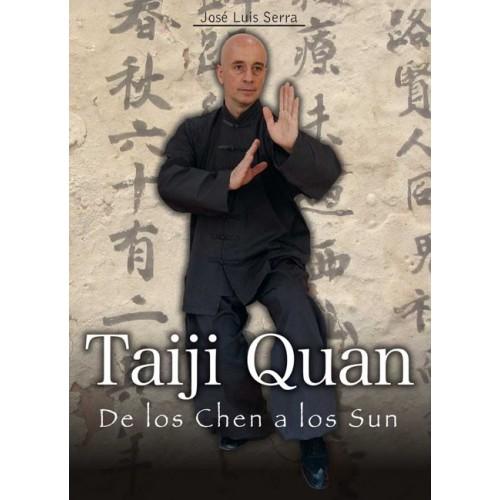 LIBRO : Taiji Quan. De los Chen a los Sun