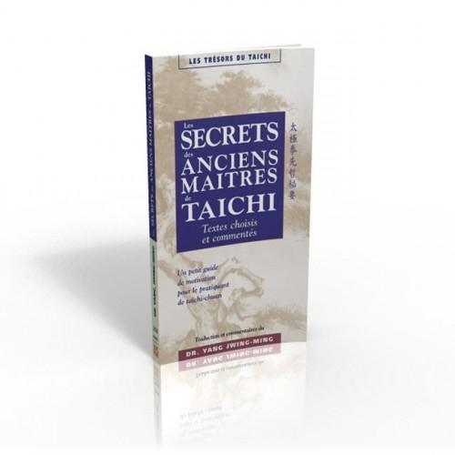 LIBRO : Secrets des anciens maitres de Taichi