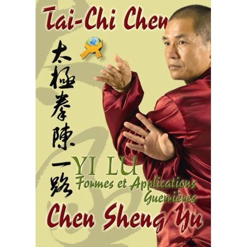 LIBRO : Tai Chi Chen Yi Lu