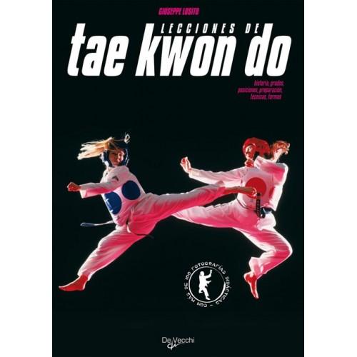 LIBRO : Lecciones de Taekwondo