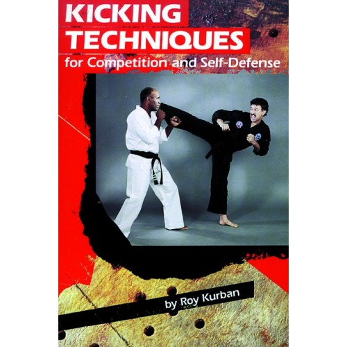 LIBRO : Kicking techniques for competition and Self-Defense