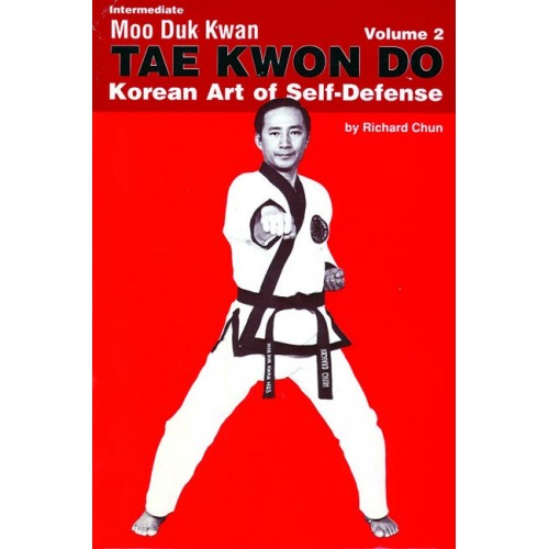 LIBRO : Taekwondo 2. Korean art of Self Defense