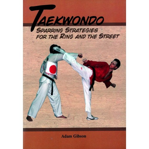 LIBRO : Taekwondo sparring strategies