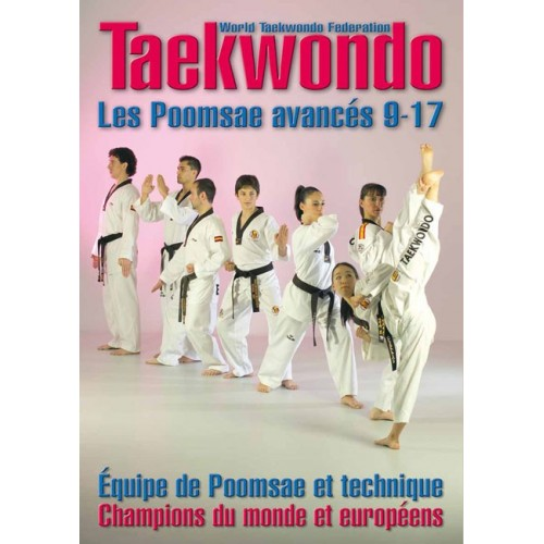 LIBRO : Taekwondo. Les poomsae avances 9-17