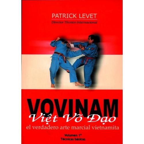 LIBRO : Vovinam Viet Vo Dao. El verdadero arte marcial vietnamita