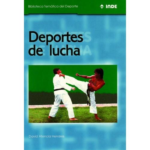 LIBRO : Deportes de lucha