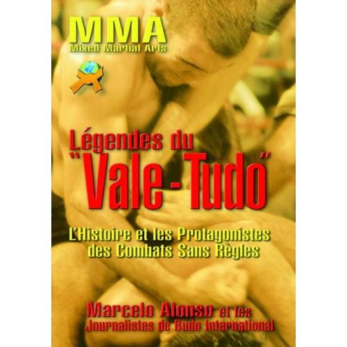 LIBRO : Legendes du Vale Tudo