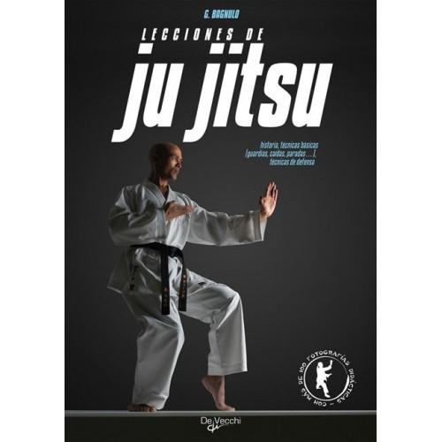 LIBRO : Lecciones de Ju Jitsu