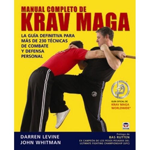 LIBRO : Manual completo de Krav Maga