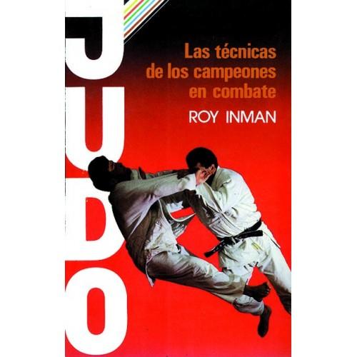 LIBRO : Judo. Tecnicas de los campeones en combate
