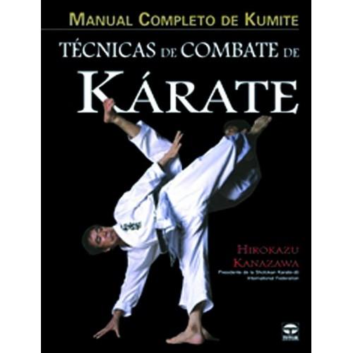 LIBRO : Tecnicas de combate de Karate. Kumite