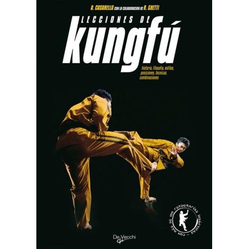 LIBRO : Lecciones de Kung Fu Wu Shu