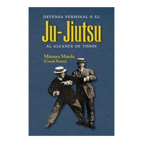LIBRO : Jiu-Jitsu al alcance de todos