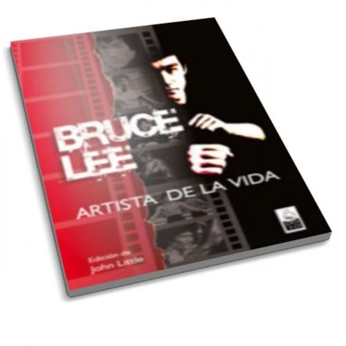 LIBRO : Bruce Lee. Artista de la vida