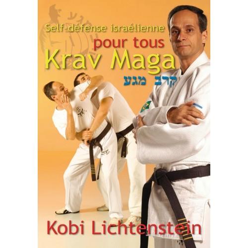 LIBRO : Krav Maga. Self-defense israelienne pour tous