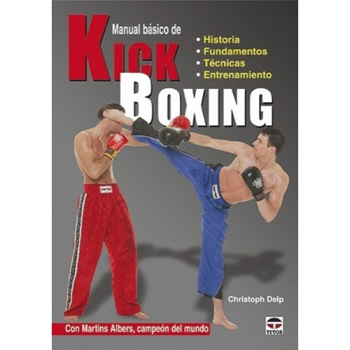 LIBRO : Manual basico de Kick Boxing