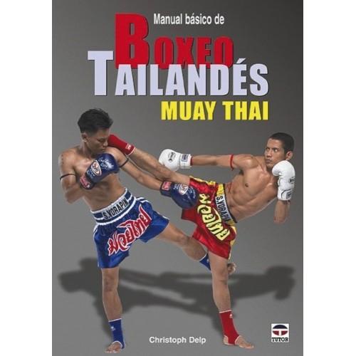 LIBRO : Manual basico de Boxeo Tailandes