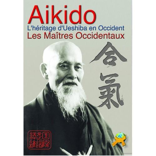 LIBRO : Aikido. L'heritage d'Ueshiba en Occident