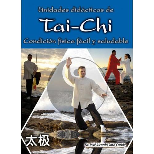 LIBRO : Unidades didacticas de Tai Chi