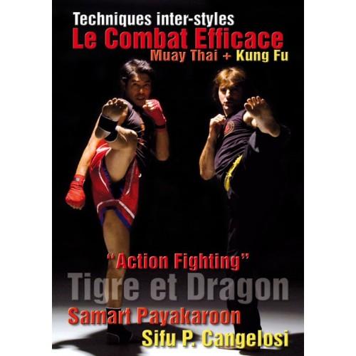 LIBRO : Combat efficace. Muay Thai et Kung Fu