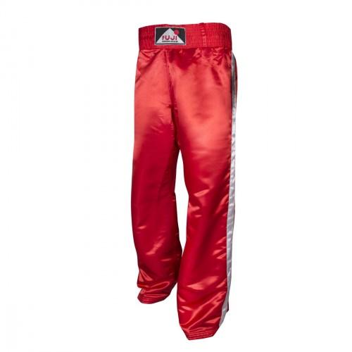 Full Trousers. Sideband. Satin