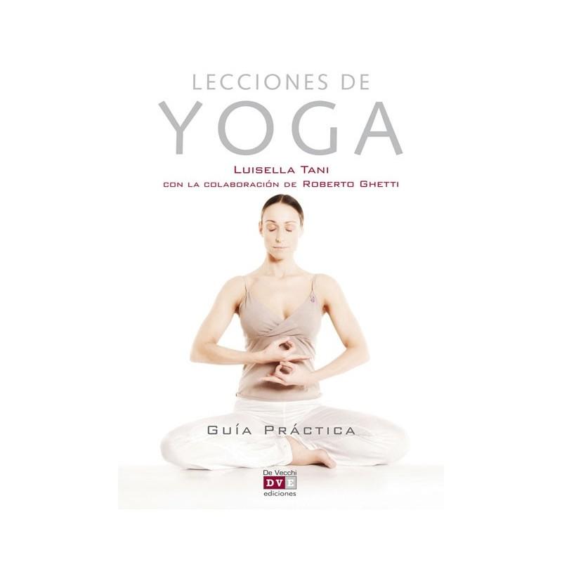 LIBRO : Lecciones de Yoga