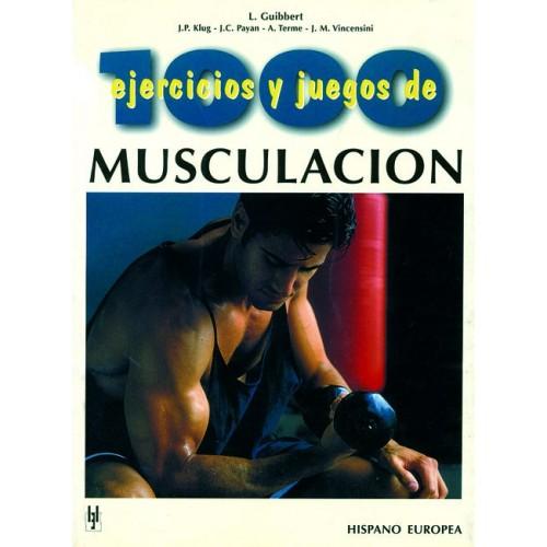 LIBRO : 1000 ejercicios y juegos de musculación